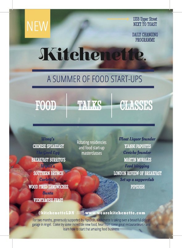 Kitchenette Summer 2013